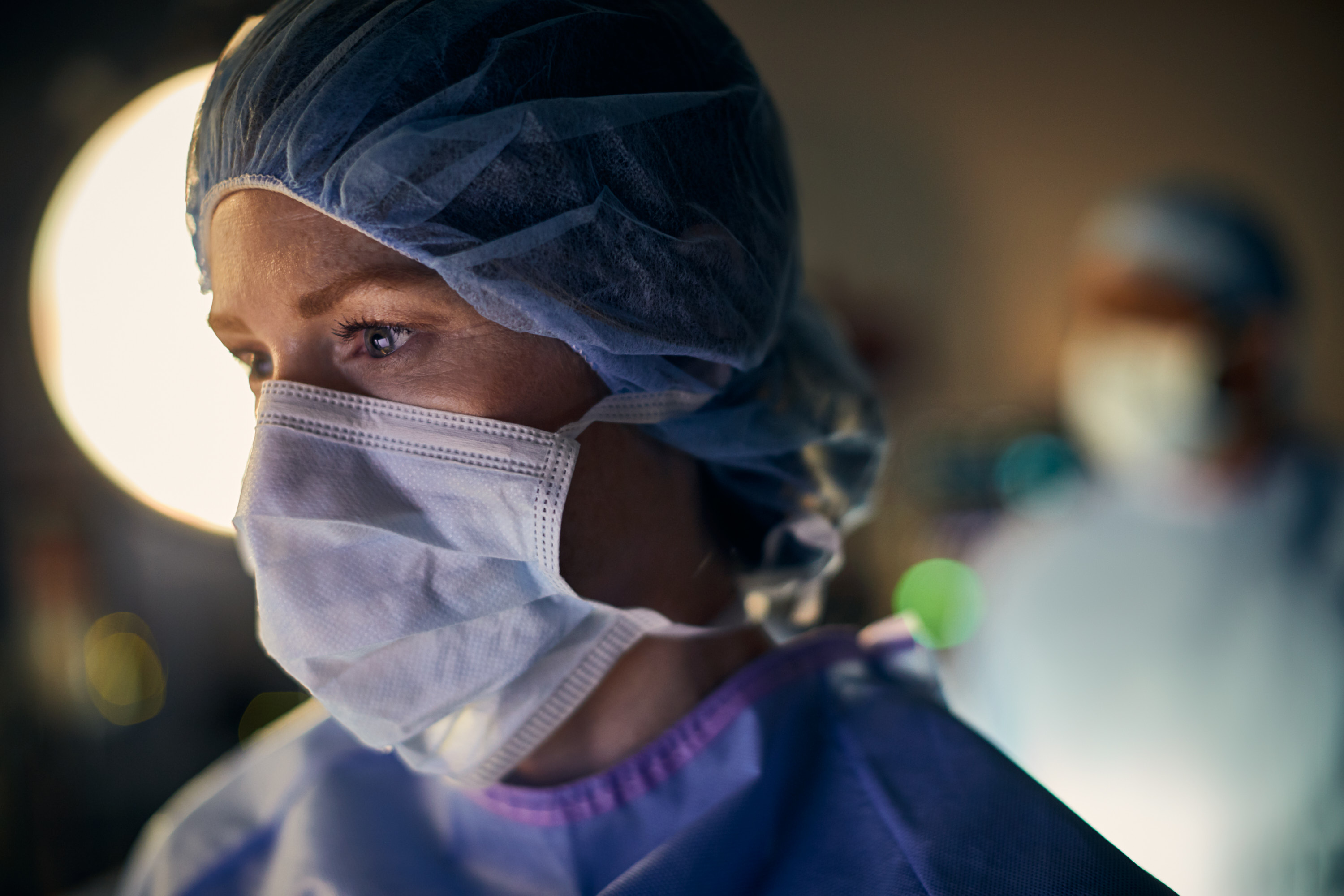 Operating Room Portrait | Healthcare Photography