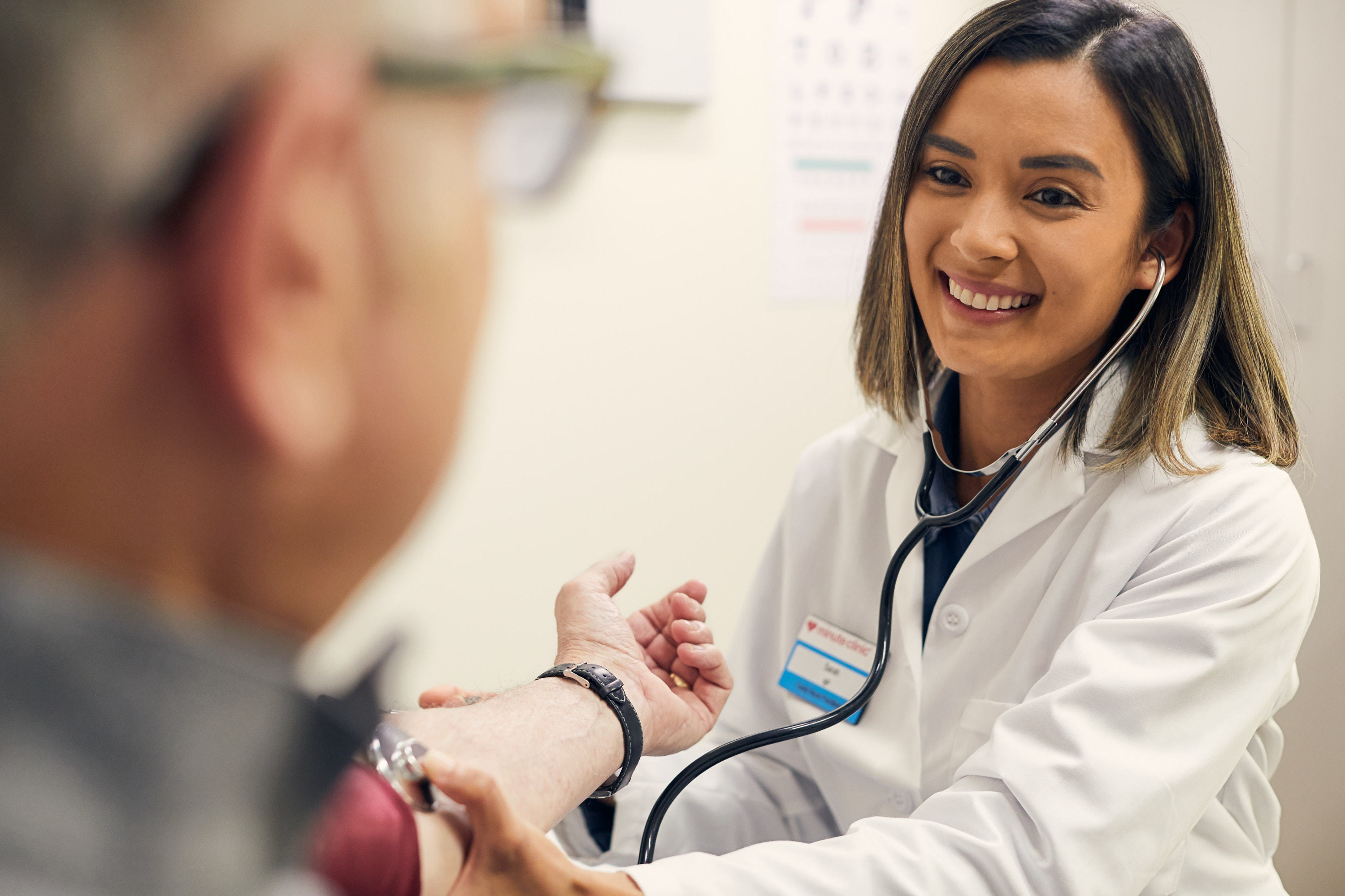 Healthcare Photography | Blood Pressure Check