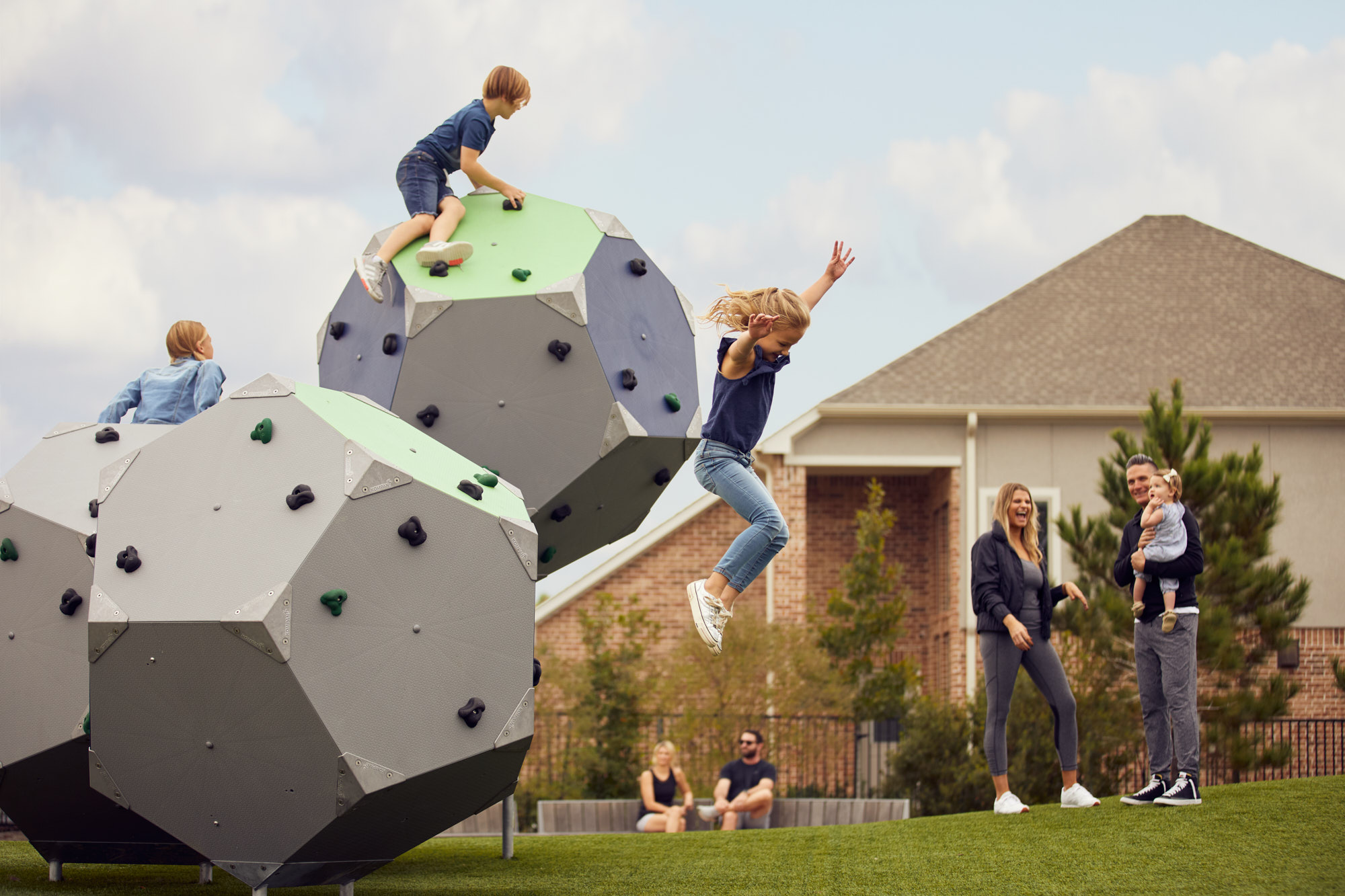 Playground Fun | Lifestyle Photography