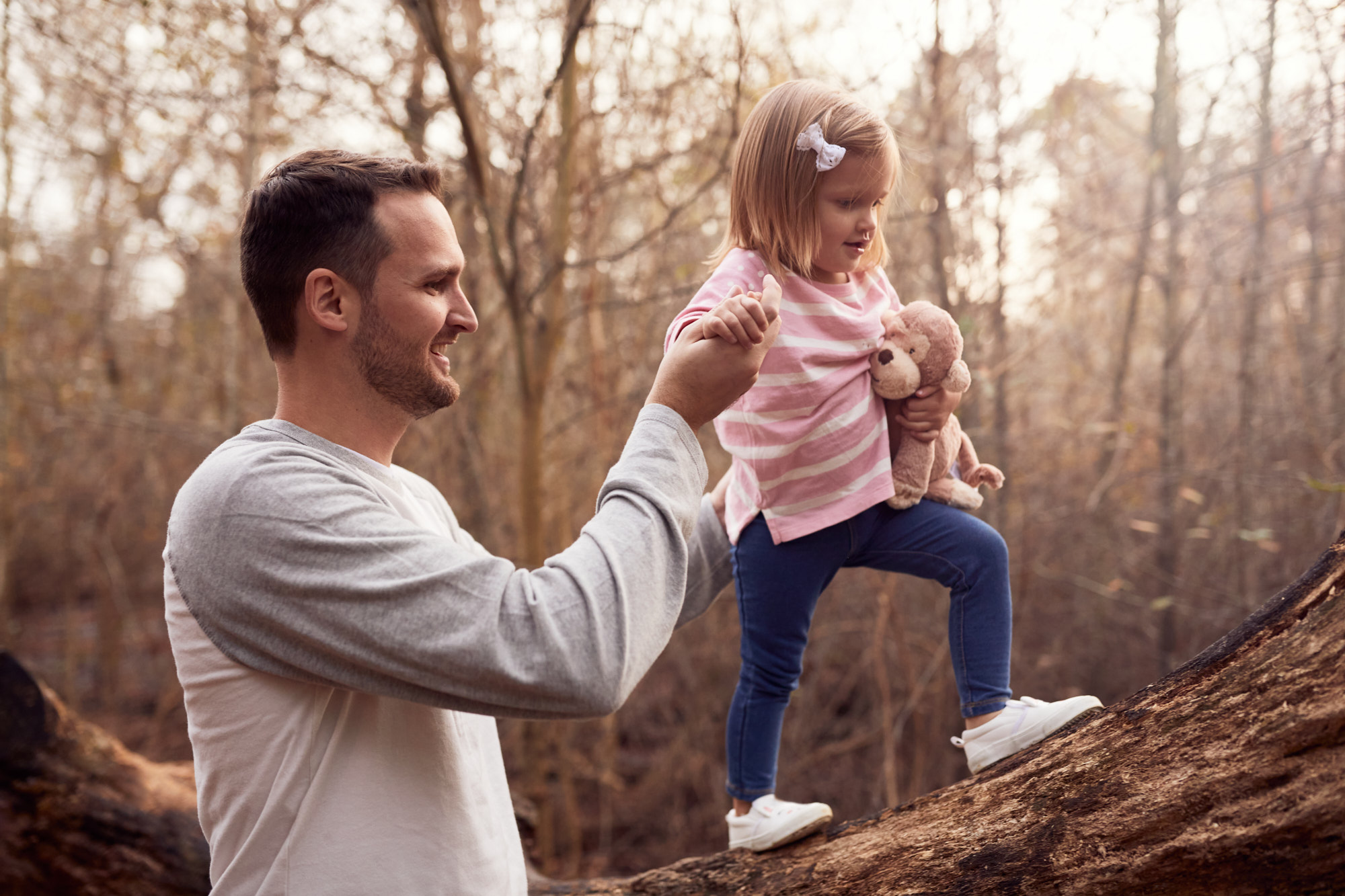 Father Daughter Time | Brand Lifestyle Photography